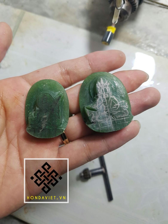 Mặt Dây Chuyền Phật Bản Mệnh Ngọc Bích (MD020) - 8