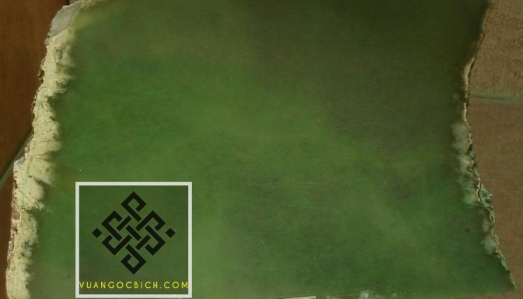 Màu sắc Ngọc Bích và các tiêu chí xác định giá trị Ngọc Bích - 1