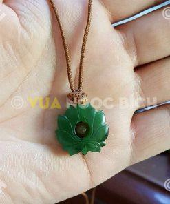 Mặt Dây Ngọc Bích Nephrite Jade (MD032)