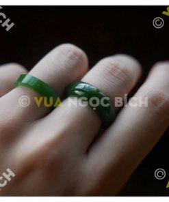 Nhẫn Ngọc Bích Nephrite Jade (NN022)