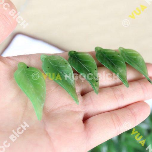 Mặt Dây Ngọc Bích Nephrite Jade (MD055)