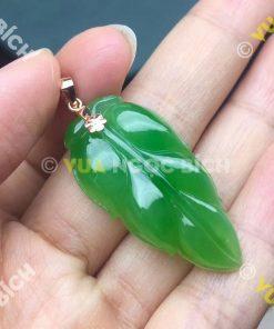 Mặt Dây Ngọc Bích Nephrite Jade (MD060)