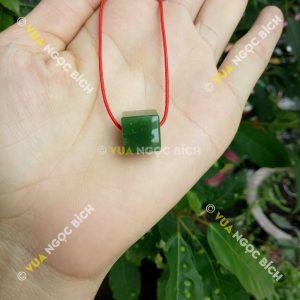 Mặt Dây Ngọc Bích Nephrite Jade (MD068)