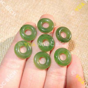 Mặt Dây Đồng Điếu Ngọc Bích Nephrite Jade (MD070)