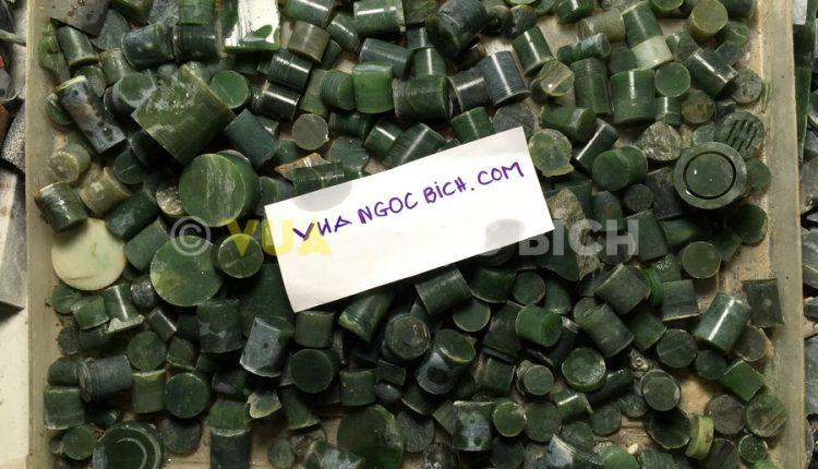 Khối Đá Thô Ngọc Bích Nephrite Jade - 18
