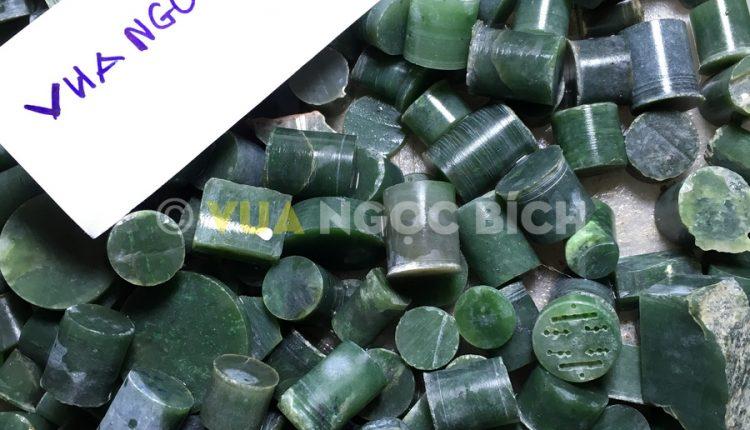 Khối Đá Thô Ngọc Bích Nephrite Jade - 19