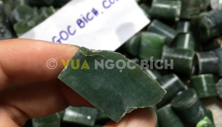 Khối Đá Thô Ngọc Bích Nephrite Jade - 20