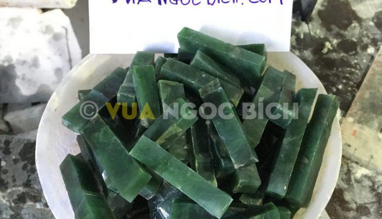 Khối Đá Thô Ngọc Bích Nephrite Jade - 26