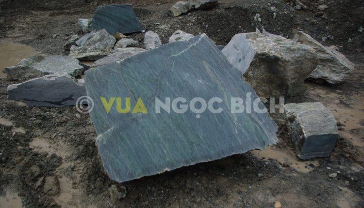 Khối Đá Thô Ngọc Bích Nephrite Jade - 8