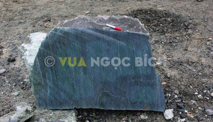 Khối Đá Thô Ngọc Bích Nephrite Jade - 9