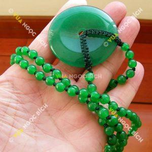 Mặt dây Đồng Điếu Ngọc Bích Nephrite Jade (MD088)Mặt dây Đồng Điếu Ngọc Bích Nephrite Jade (MD088)