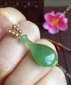 Mặt dây Ngọc Bích Nephrite Jade (MD090)