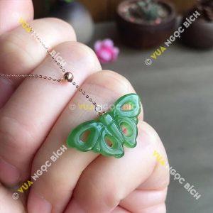 Mặt dây Ngọc Bích Nephrite Jade (MD084)