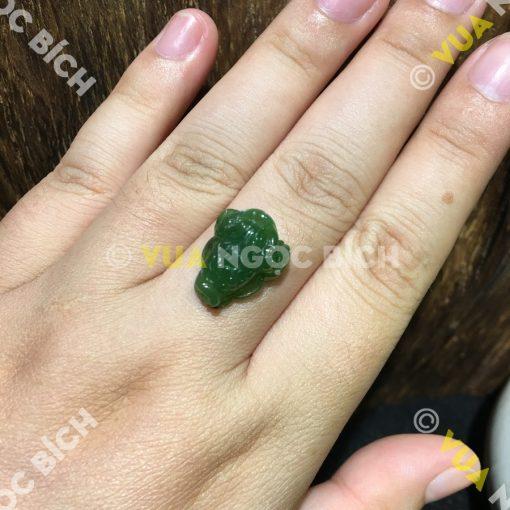 Thiềm Thử Ngọc Bích Nephrite Jade (MD103)