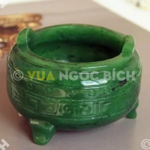 Gạc Tàn Ngọc Bích Nephrite Jade (VPPT007)