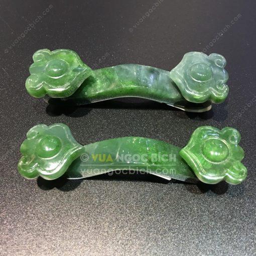 Gậy Như Ý Ngọc Bích Nephrite Jade (VPPT013)