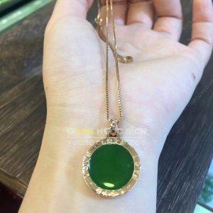 Mặt Dây Ngọc Bích Nephrite Jade (MD161)