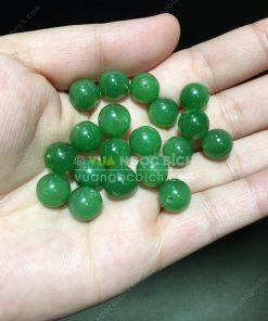Mặt đá trang sức Ngọc Bích Nephrite Jade (VNB-MDTS003)