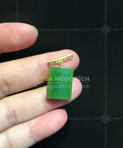 Mặt Dây Ngọc Bích Nephrite Jade (VNB-MD378)
